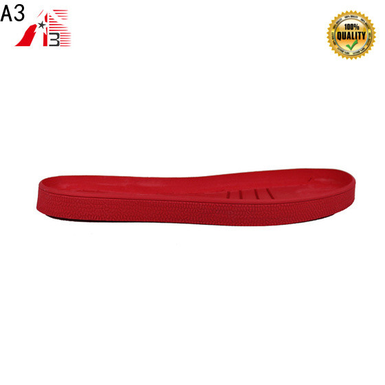 A3 Good quality Rubber sole factory for shoes
