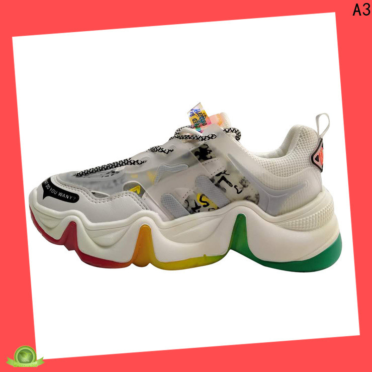 A3 wholesale designer shoes suppliers vendor for daily wear