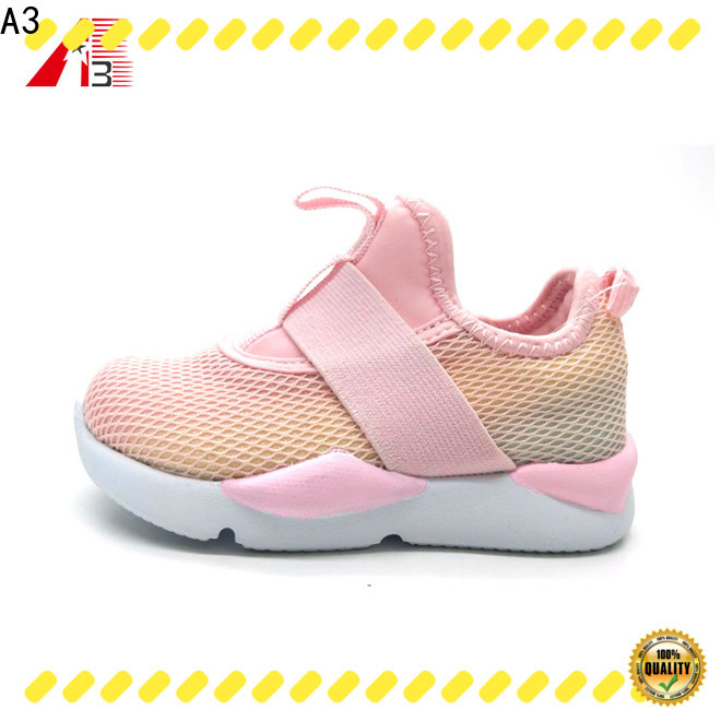 Comfortable kiddies shoes wholesale factory for sport