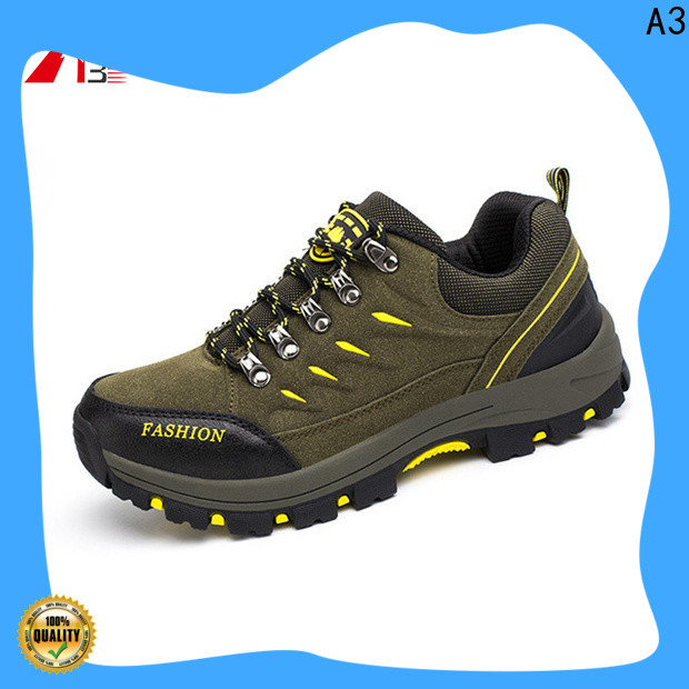 A3 wholesale sneakers supplier for outdoor activity