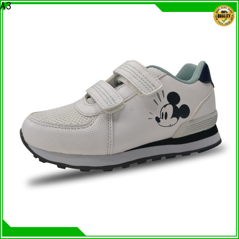 A3 Top childrens wholesale shoes cost for daily wear