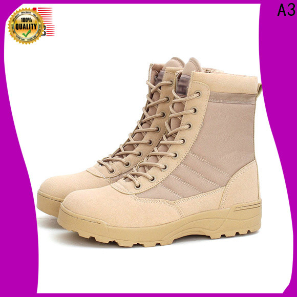 A3 High quality men boots manufacturer for daily wear