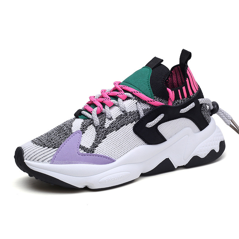 China Factory Fashion Low Price Sports Shoes