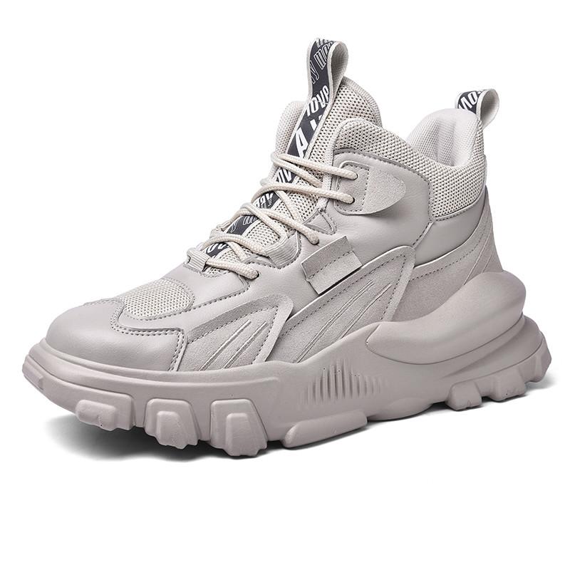 men's Breathable Outdoor Running Sneakers
