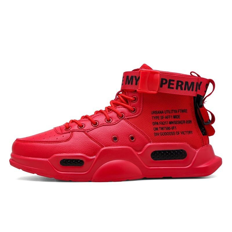 HOT summer wholesale cheap white men's sports shoes