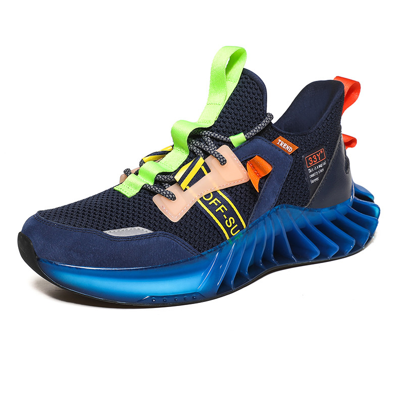 Breathable Knit  Man Shoes