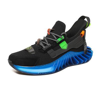 OEM Custom Casual Sneakers White Sports Men Running Shoes