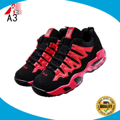 A3 Good qualilty best sneakers manufacturer for playing basketball