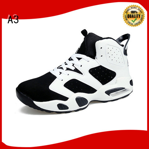 Durable sneakers shoes supplier for basketball competition