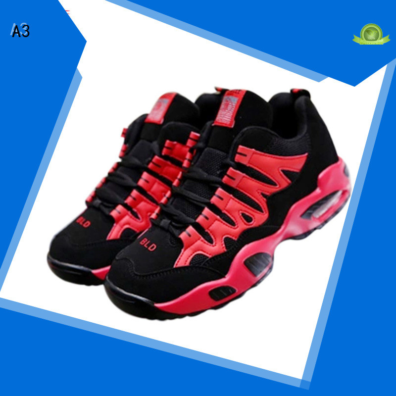 A3 best sneakers supplier for basketball competition