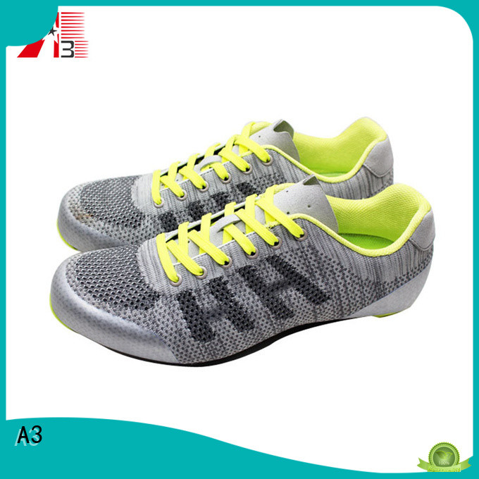 A3 Comfortable best cycling shoes factory for outdoor activity