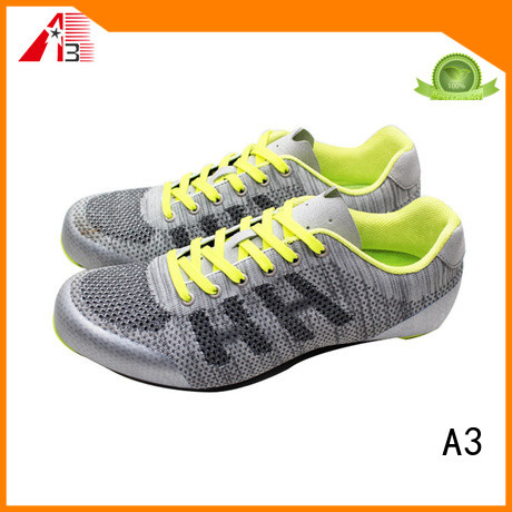 A3 Customized womens bike shoes company for outdoor activity