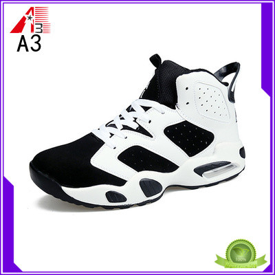 A3 Professinal good basketball shoes company for sport