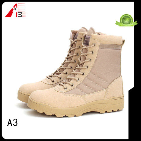 A3 High quality men boots supplier for winter