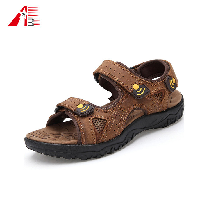 Men's New Summer Casual Sandal Custom Male Sandals