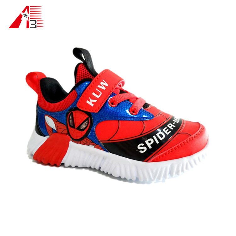 Children Fashion Cartoon Comfortable Casual Shoes