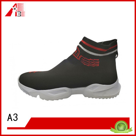 A3 casual male shoes manufacturer for daily wear