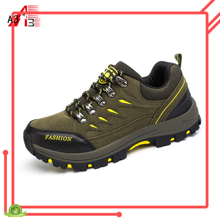 A3 ladies hiking shoes supplier for outdoor activity