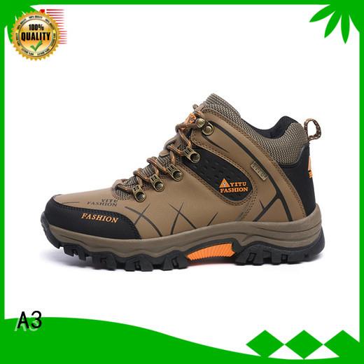 A3 men boots manufacturer for winter