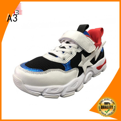 A3 Good quality children shoes supplier for daily wear
