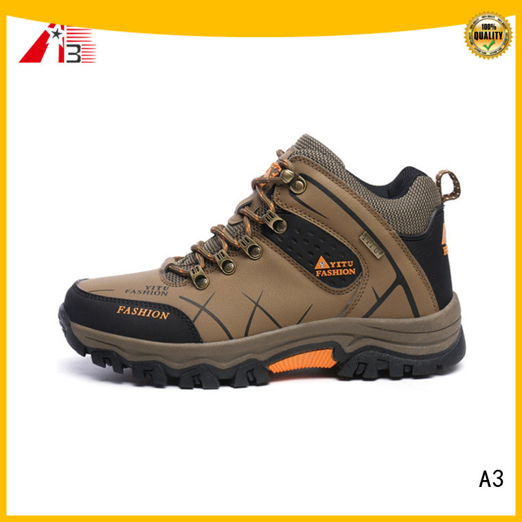 High quality mens winter boots supplier for daily wear