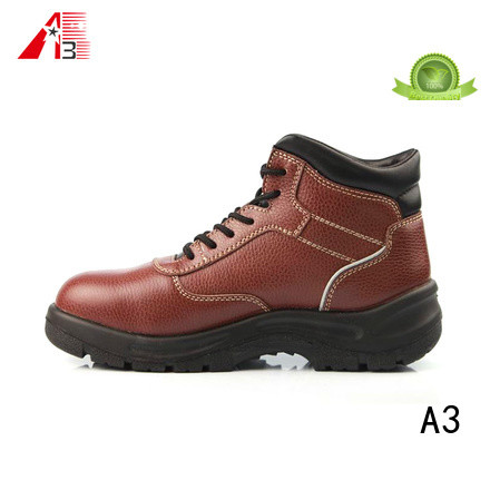 A3 Good quality womens steel toe boots factory for working