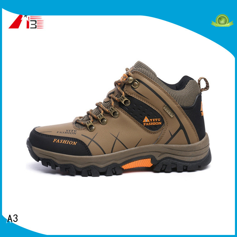 A3 best boots for men factory for daily wear