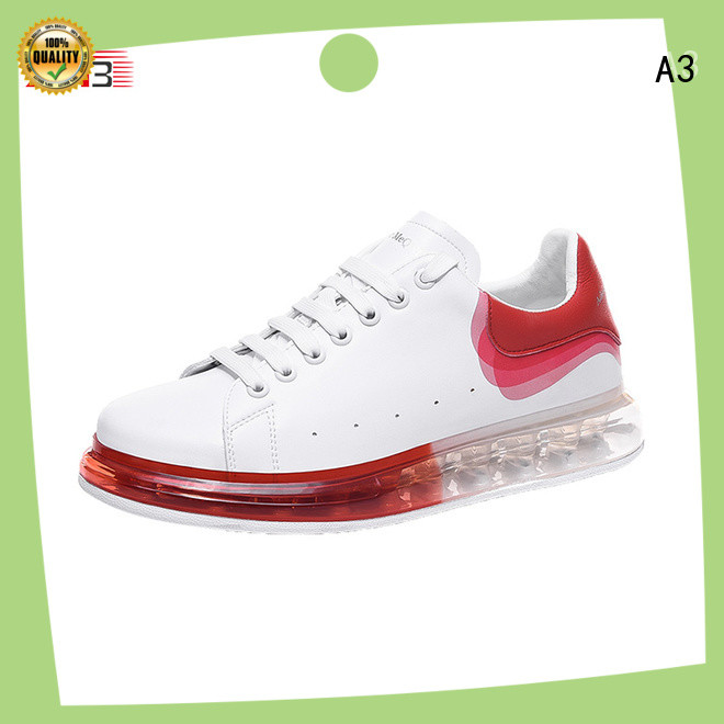 A3 Great ladies casual trainers factory for daily wear