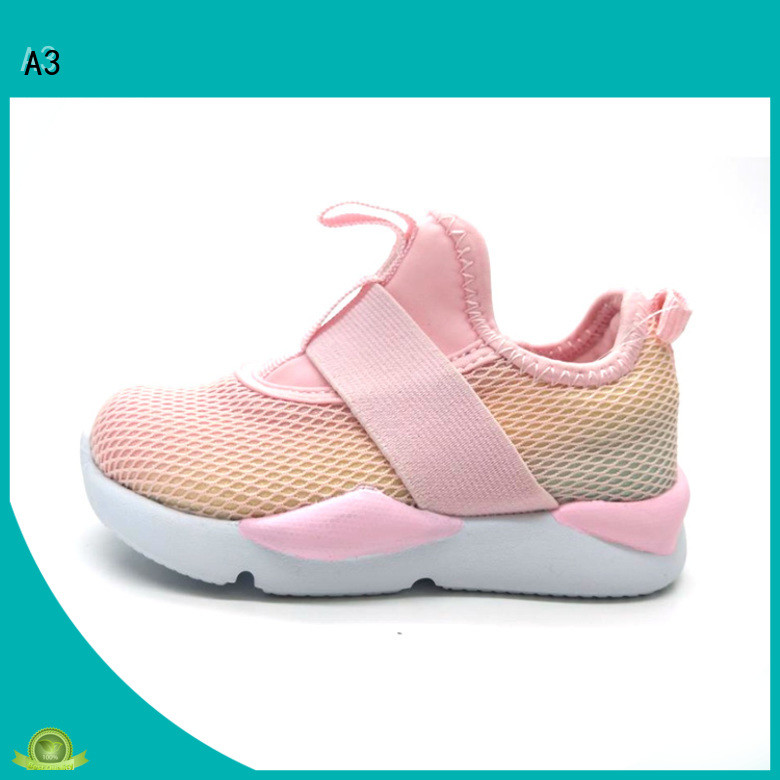 Oustanding kids casual shoes supplier