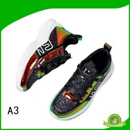 A3 mens casual sneakers supplier for sport