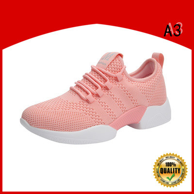 A3 Great womens casual trainers supplier for outdoor activity