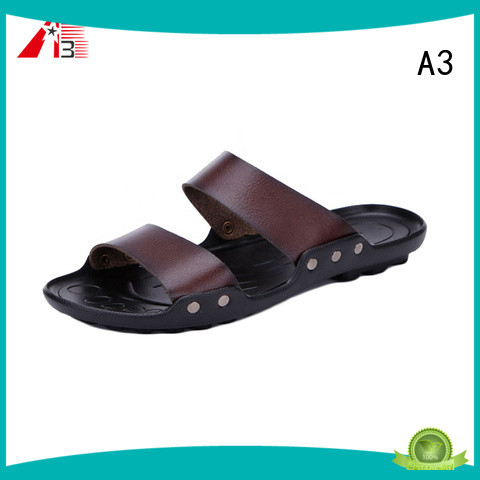 A3 Great mens footwear sandals supplier for home