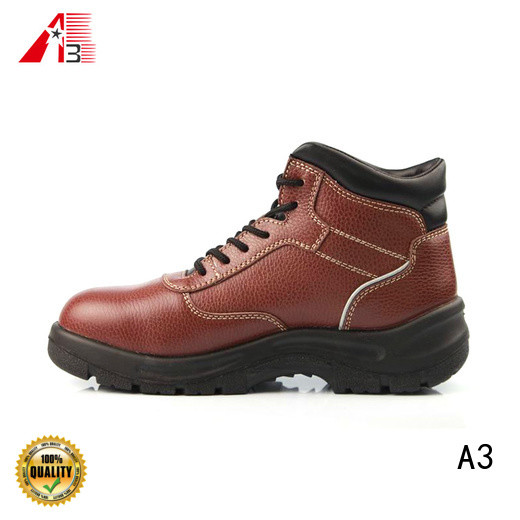 A3 womens safety boots factory for work place