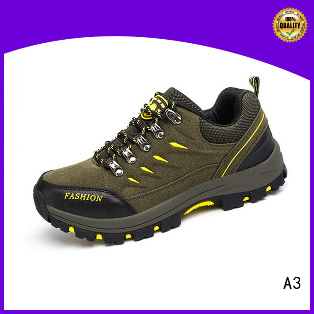 A3 hiking shoes supplier for outdoor activity
