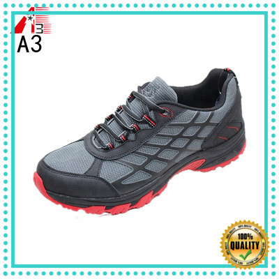 A3 Customized outdoor hiking shoes supplier for outdoor activity