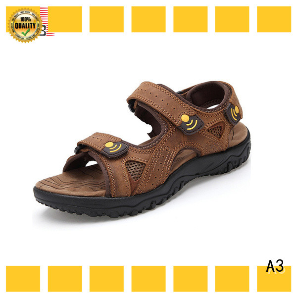 Great male sandals manufacturer for home
