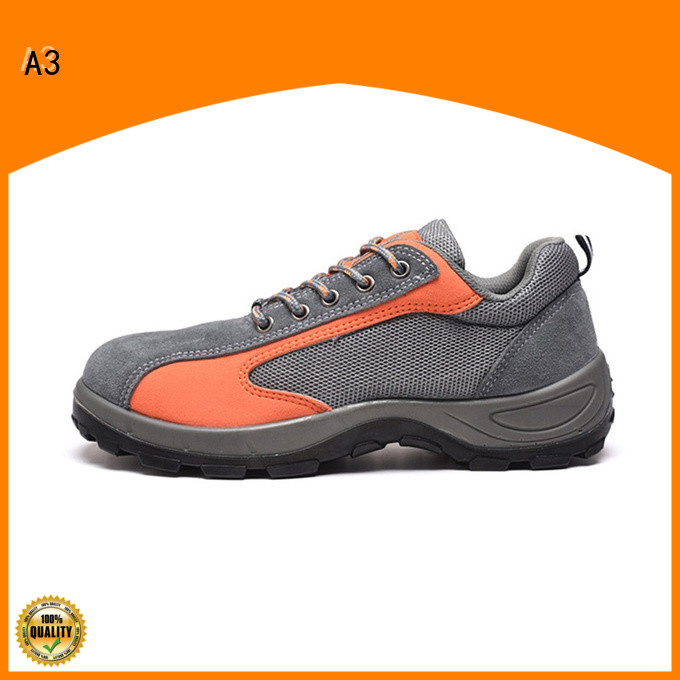 A3 outdoor hiking shoes manufacturer for outdoor activity