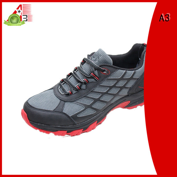 A3 hiking shoes for men manufacturer