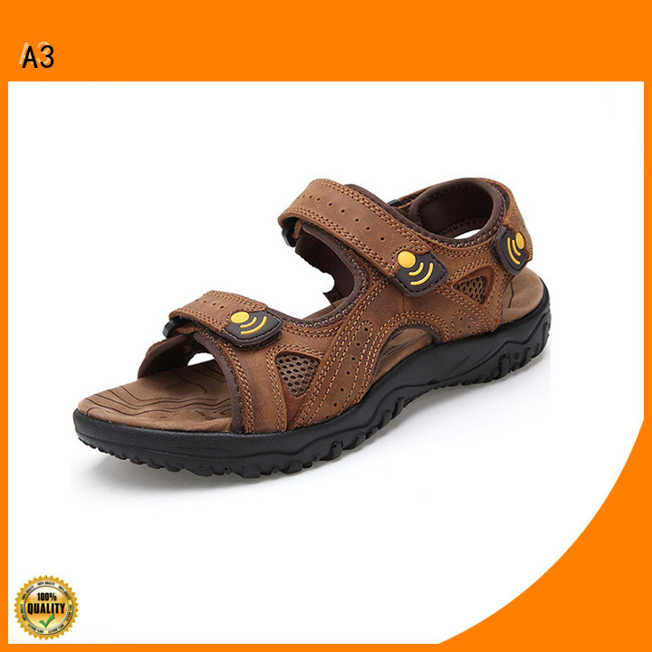 Best male sandals supplier for home