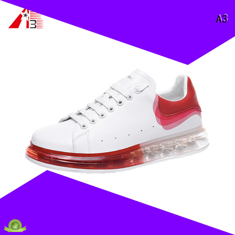 A3 ladies casual shoes factory for daily wear