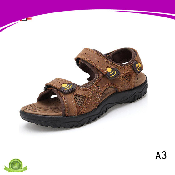 A3 Top men sandals manufacturer for beach activities