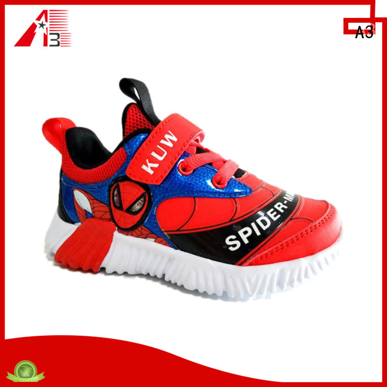 A3 Top shoes for kids supplier for sport