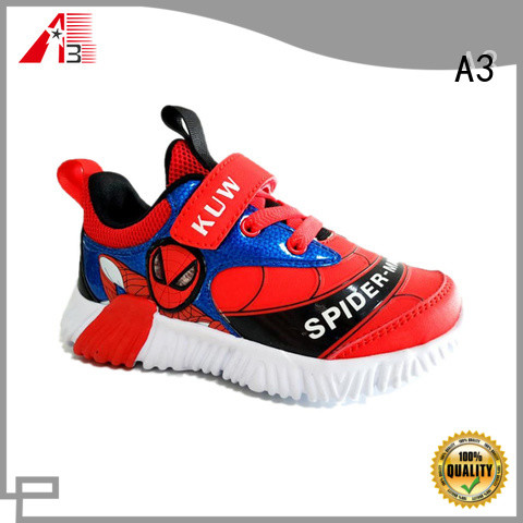 A3 shoes for children supplier for daily wear