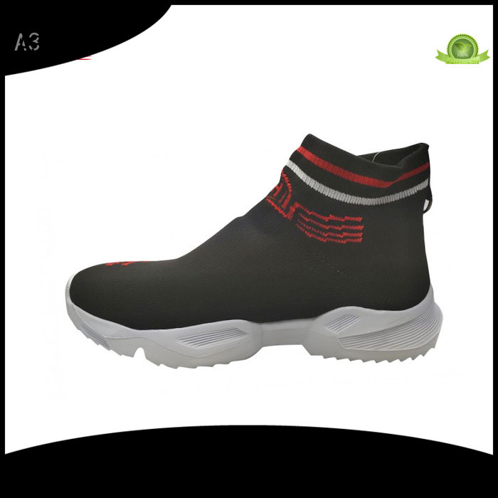 A3 men casual shoes company for outdoor activity