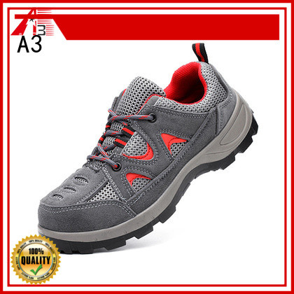A3 mens safety footwear company for working