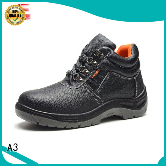 A3 men safety shoes supplier for working