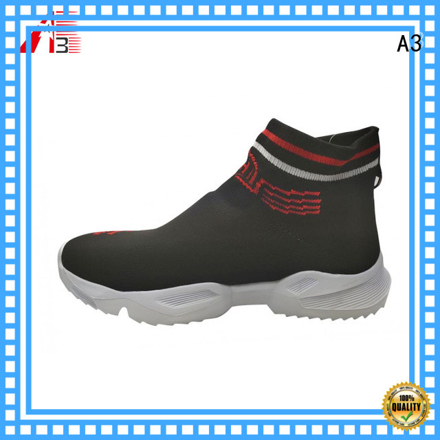 A3 mens casual sneakers supplier for daily wear