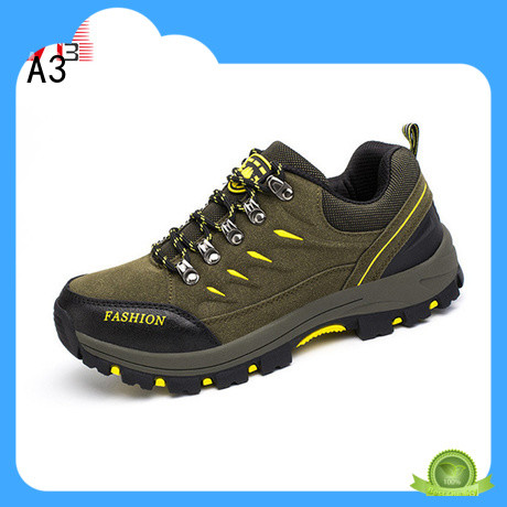 A3 female hiking shoes supplier for hiking