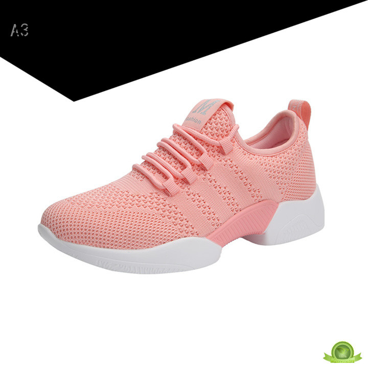 A3 Best womens casual trainers supplier for sport
