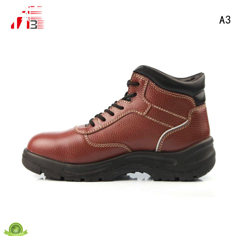 A3 womens safety boots manufacturer for work place